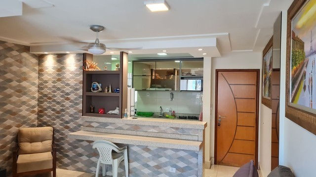 Apartamento com 2 quartos no Setor Aeroporto