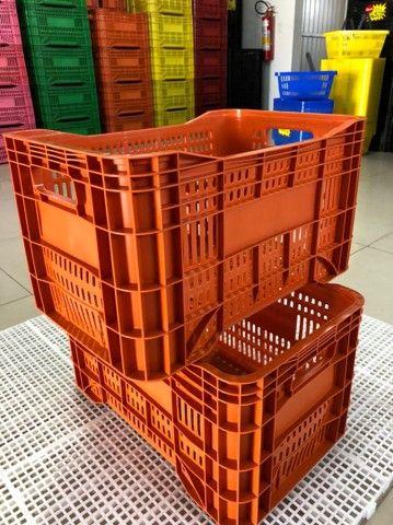 Caixas Agricolas coloridas A pronta entrega - Foto 3
