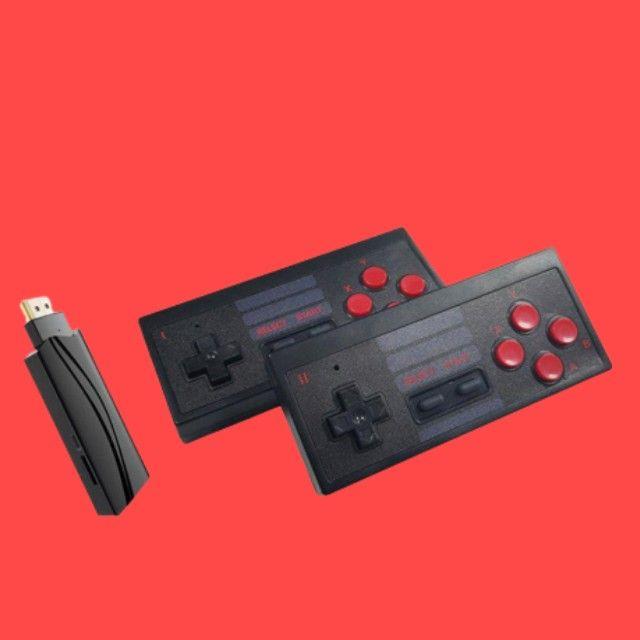 Mini Console Retrô Joystick - Foto 2