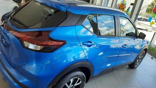 Novo Nissan Kicks 0km 21/22 R$ 104.343,00 - Foto 5