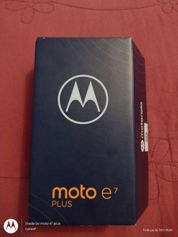 Moto E7 Plus - Foto 2