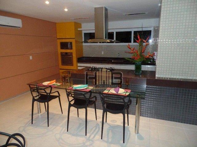 Cobertura à venda na Parquelândia, Parc Cézanne, 145 m², 3 quartos, 3 vagas, Decorada, For - Foto 9