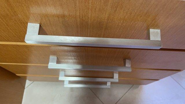 Puxadores de Alumínio 53cm e 24cm