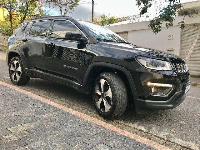 jeep compass 2.0 17/17 feirão automotivo  - Foto 6