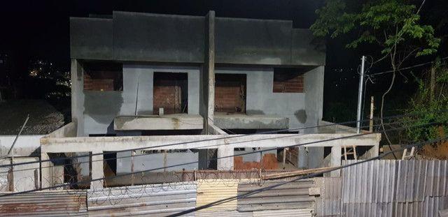 Casas geminadas, bairro Giovanini, Coronel Fabriciano-MG