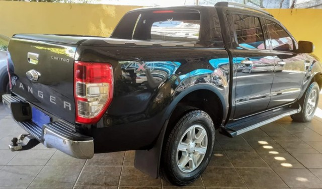 Ford Ranger limited 3.2 20v 4X4 CD Aut. Dies. - Foto 12