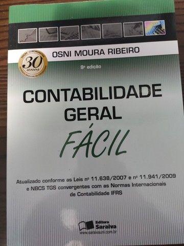 Contabilidade Geral Fácil - Osni Moura
