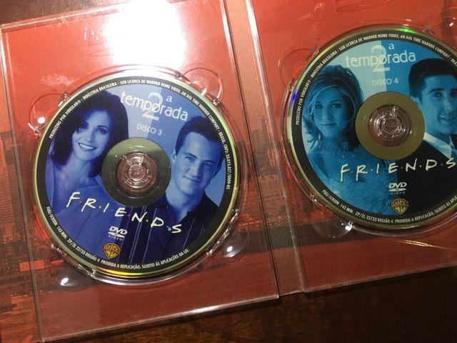 FRIENDS 1ª e 2ª Temporada - Foto 6