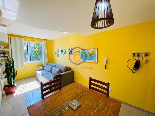 Apartamento para venda possui 63 metros quadrados com 2 quartos - Bairro Santa Branca - Foto 4
