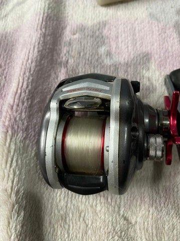 Conjunto de pesca Daiwa! - Foto 2