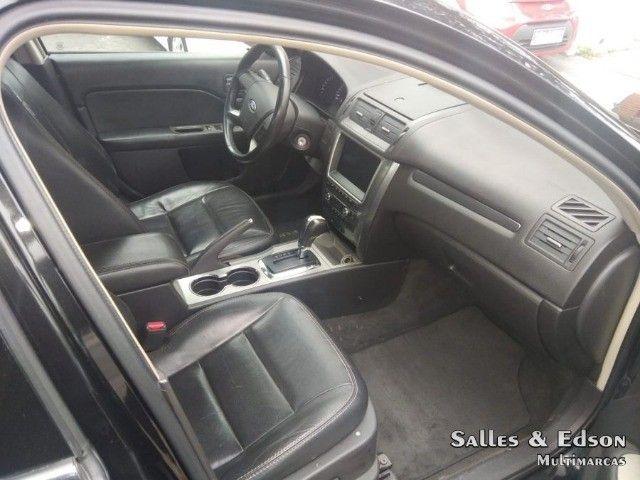 Ford Fusion 3.0 SEL Fwd V6 24V Gasolina 4P Automatico 2011 - Foto 13