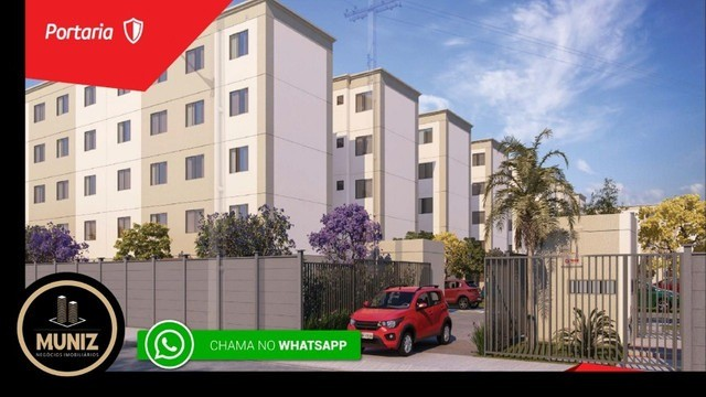 CK Venha para Residencial Parque Recife em Paratibe 1/2 qtos, preço especial de lançamento