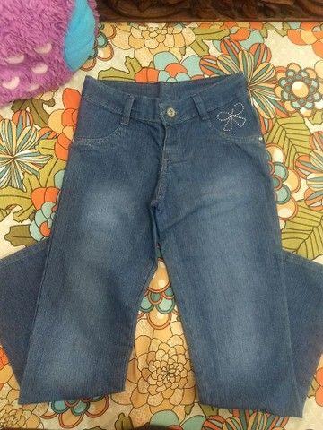 Calça jeans Nova Tam 14 - Foto 5