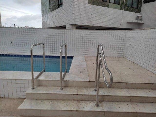 JS- O Melhor 2 quartos do Rosarinho - Edf. Park Dumont 50m² - Quase pronto - Foto 12