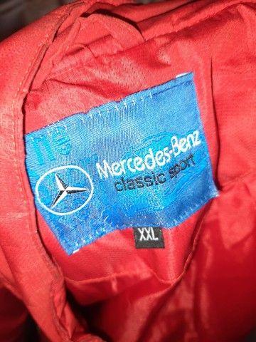 Jaqueta Motoqueiro Mercedes original