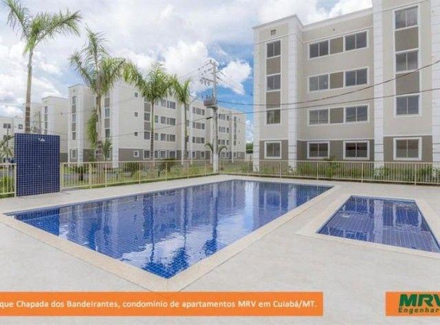 Vendo apartamento da MRV ótima localização