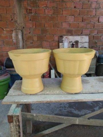 Vasos de cimento para plantas - Foto 3
