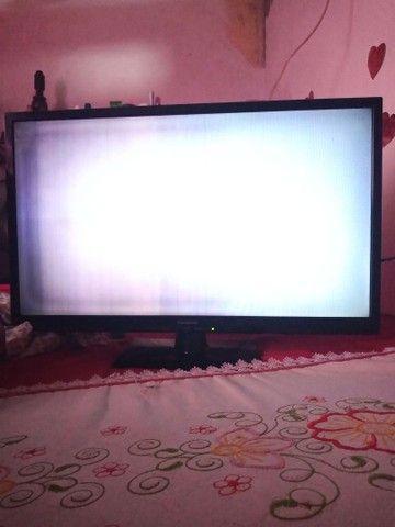 Tv Panasonic LED com defeito 32 - Foto 2