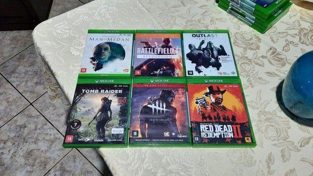 Jogos de Xbox One Novos  - Foto 4