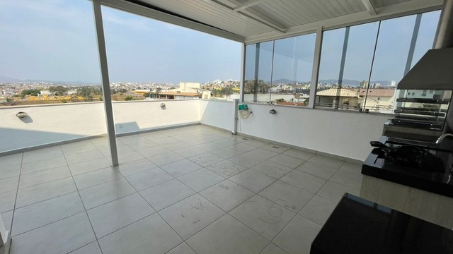 Apartamento à venda com 2 dormitórios em Santa rosa, Belo horizonte cod:4356 - Foto 5