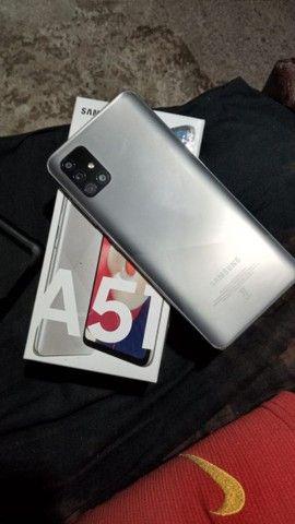 A51 na caixa  - Foto 2