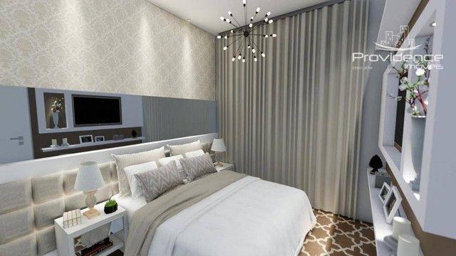 Apartamento com 3 dormitórios à venda, 130 m² por R$ 600.000,00 - Jardim La Salle - Toledo - Foto 18