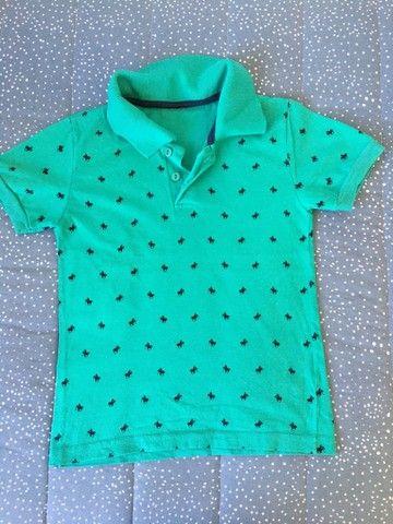 Camisetas menino tam 6 - Foto 5