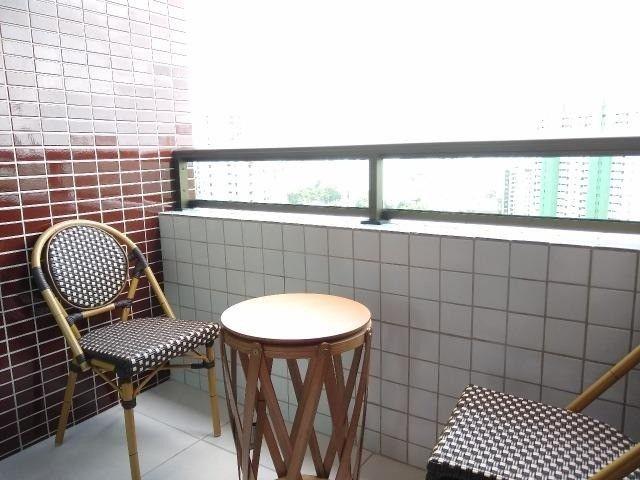EA-Lindo apartamento no Aflitos! 1 quartos, 31m² | (Edf. Park Home) - Pra vender rápido - Foto 18