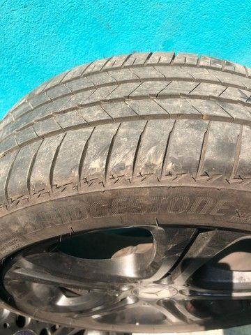 Jogo c 4 rodas p/ Mercedes A200 17, ano 2014+ pneu 225/45 17 - Foto 7