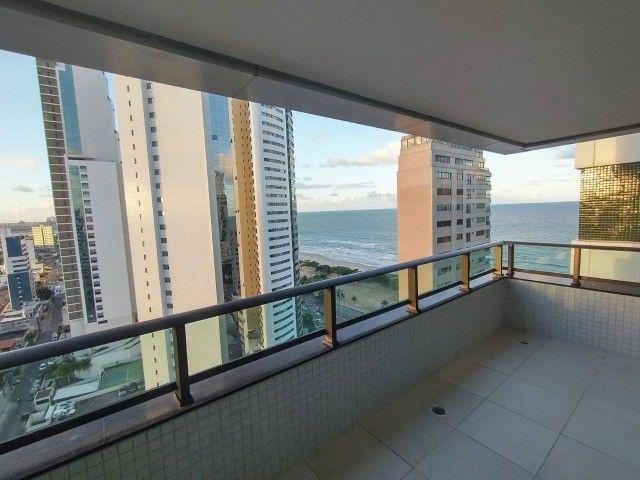 EA- Lindo apartamento no Pina. 4 suítes, vista livre, 2 vagas, 156m² - Foto 12