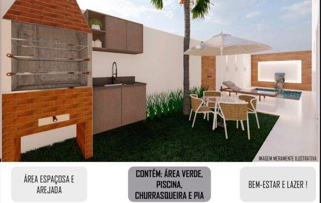 Apartamento 2 quartos - térreo com área privativa no Bancários com piscina   - Foto 3