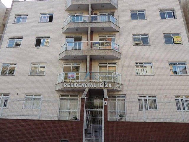 Apartamento com 3 dormitórios para alugar, 80 m² por R$ 1.300,00/mês - São Mateus - Juiz d - Foto 13