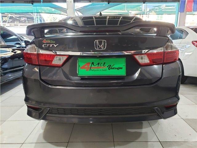 Honda City 2018 1.5 ex 16v flex 4p automático - Foto 11