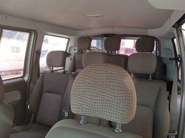 vendo Fiat doblo adventure 1.8 Locke Xingu flex - Foto 5