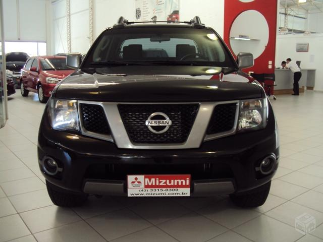 NISSAN FRONTIER ATTACK SV 4X4