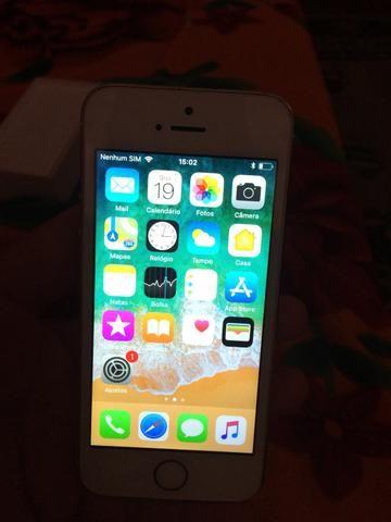Vendo iphone 5s celulares e telefonia paraso santo andr vendo iphone 5s reheart Choice Image