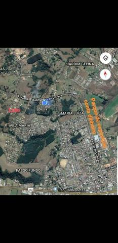 Terreno lote a venda bairro vila maria lages sc - Foto 5