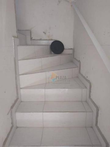 Casa à venda, 55 m² por R$ 210.000,00 - Vila Caiçara - Praia Grande/SP - Foto 2