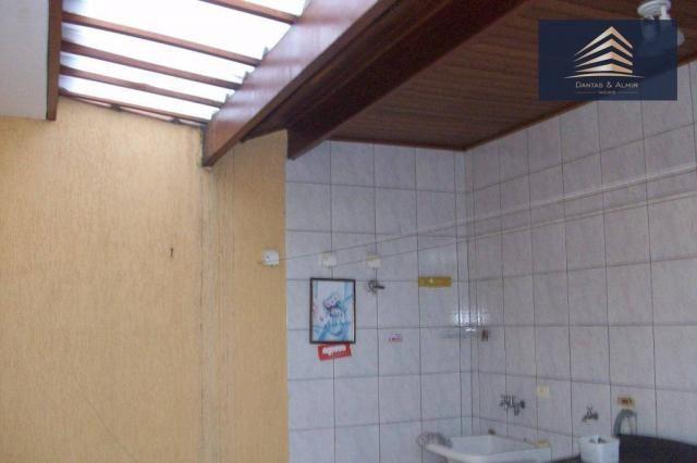 Sobrado residencial, Cidade Brasil, Guarulhos. - Foto 10