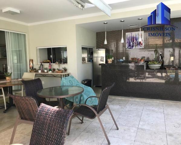 Casa à venda alphaville salvador i, excelente, r$ 2.500.000,00, piscina, espaço gourmet, 4 - Foto 6