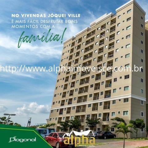 Apartamento 3 Quartos -Lagoa Jóquei Ville- Unidade Promocional-2 Andar - Foto 4