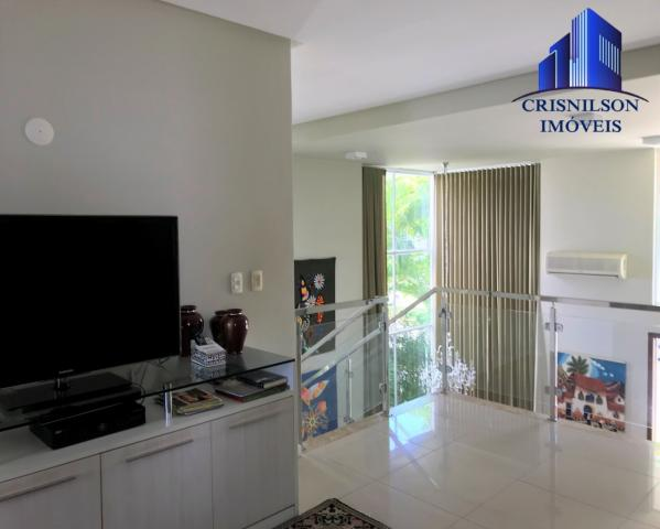 Casa à venda alphaville salvador i, excelente, r$ 2.500.000,00, piscina, espaço gourmet, 4 - Foto 8