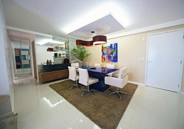 (EXR) Apartamento à venda em Fortaleza | Mistral - 118m²/3 quartos/2 vagas/Nascente