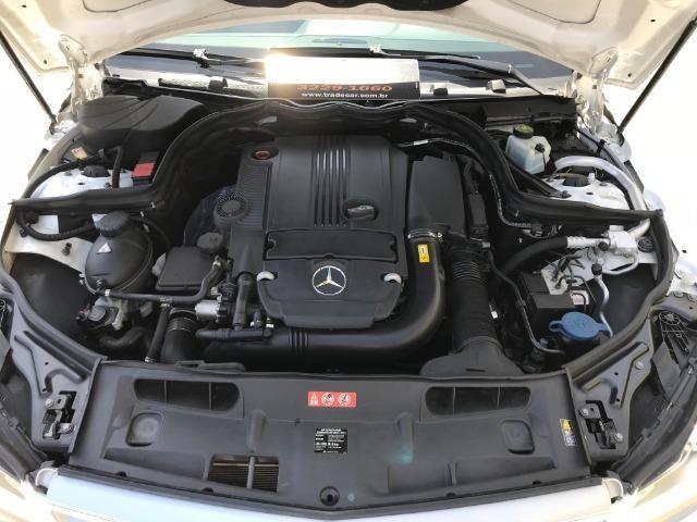 Mercedes-benz C-250 CGI Sport 1.8 16V Aut. Mod-2013 !!! - Foto 8