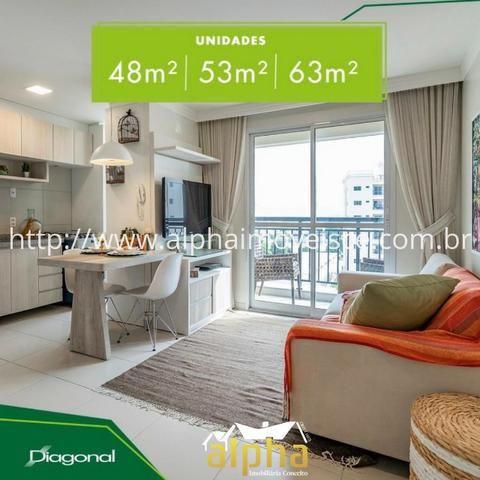 Apartamento 3 Quartos -Lagoa Jóquei Ville- Unidade Promocional-2 Andar - Foto 6