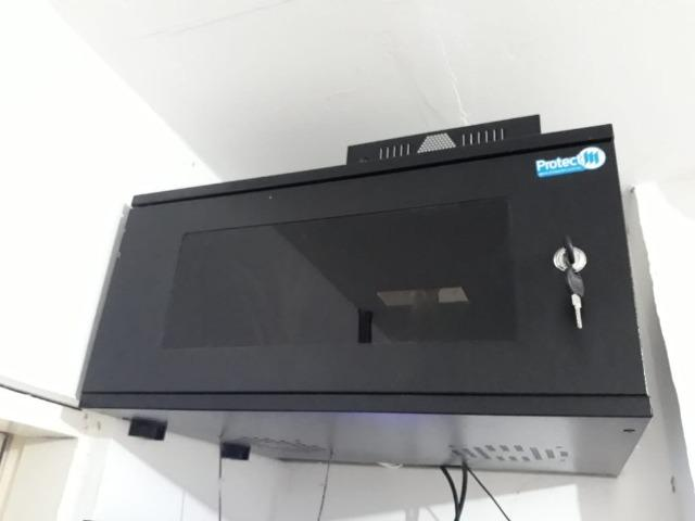 DVR com 16 canais + caixa proterora - OFERtA