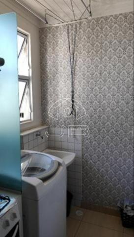 Apartamento à venda com 2 dormitórios em Jardim interlagos, Hortolândia cod:AP002557