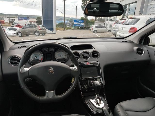 Peugeot 408 Griffe 1.6 THP Automático - Foto 8