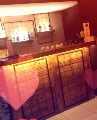 Balcão para bar com led