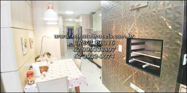 179m² no Setor Marista em Goiania ! Com 3 Suites plenas - Foto 2